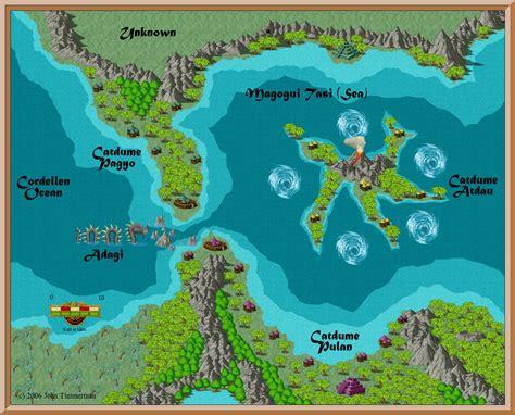 Buy Fantasy Island Map Fantasy Map Maker Software print