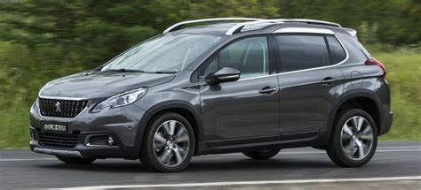 2017 Peugeot 2008 Quick Review