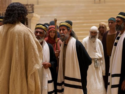 freebibleimages question  jesus authority