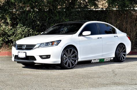 2014 honda accord sedan on 20 quot gianelle wheels santoneo