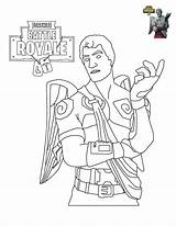 Fortnite Coloring Pages Printable Sheets sketch template