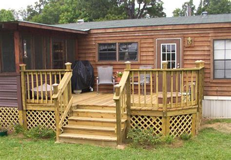 Back Porch Designs For Houses by Mobile Home Porches Design Ideas Mobile Homes Ideas