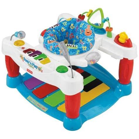 siège d activité bébé premiers pas de piano superstar vert achat vente tapis