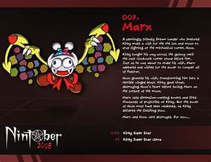 Nintober 007. Marx by fryguy64 on DeviantArt