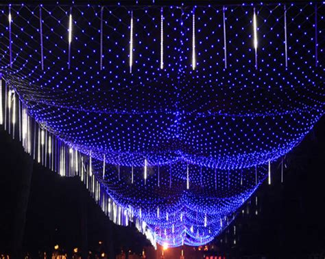 mesh christmas lights outdoor mesh led lights net light decoration outdoor waterproof garden led decorative