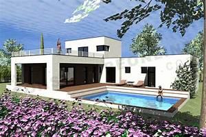 plan de maison contemporaine kansas With wonderful type de toiture maison 19 le guide pour la construction de votre maison guide
