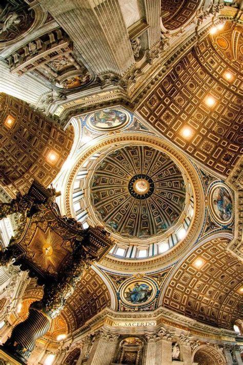 Visita Cupola San Pietro Roma by Cupola Basilica S Pietro Roma Interni D Arte Italy