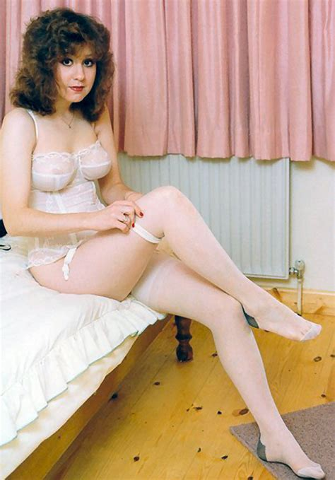 Vintage Amateur Stockings Slut Whore Hot Wife Pussy Cunt Tits Nude Naked Image Uploaded By User