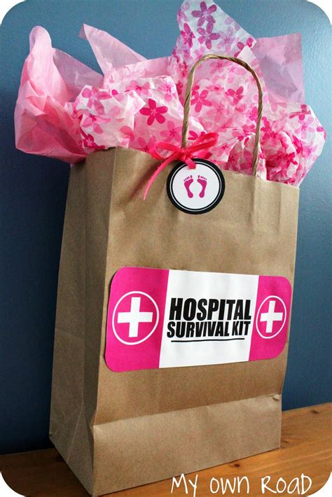 shower gifts hospital survival kit baby shower gift this that