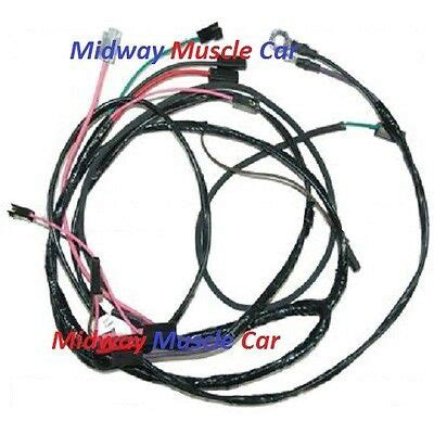 69 Chevy Truck Wiring Harnes by Engine Wiring Harness W Hei Chevy Gmc 67 68 69