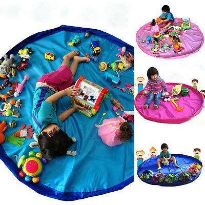 grand jouet sac rangement agenda tapis pour jouets portable enfant tapis de jeu eur 9 38