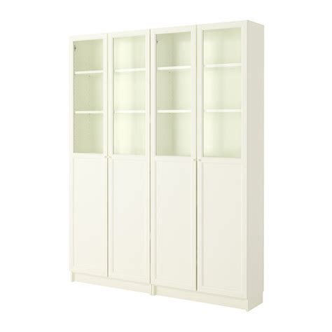 billy bookcase white billy oxberg bookcase white ikea