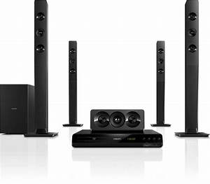 5.1 Home theater HTD5570/94