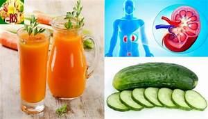 Desintoxica tus rinones con este poderoso jugo de for Envueltos de coliflor con zanahoria para enfermedades inflamatorias