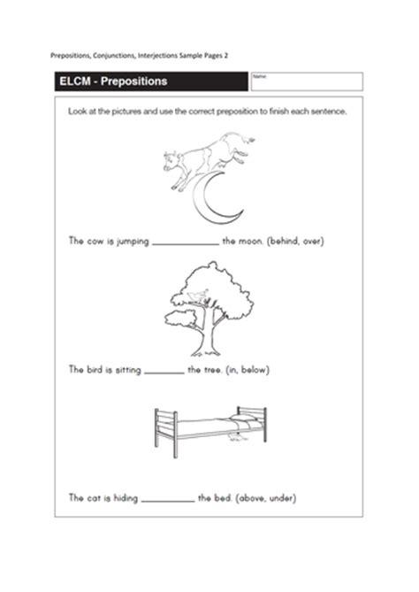 grammar basics 3 verb adverb preposition interjections
