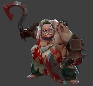 DotA 2 Hero Guide - Pudge the Butcher - The Gazette Review