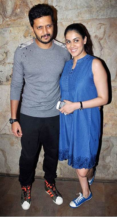 Deshmukh Riteish Genelia Wife Souza Aditya Bobby