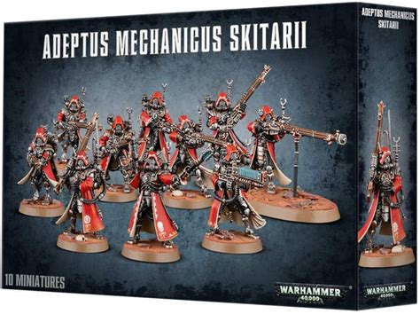 Adeptus Mechanicus: Skitarii Rangers/Vanguard - The Comic Shop