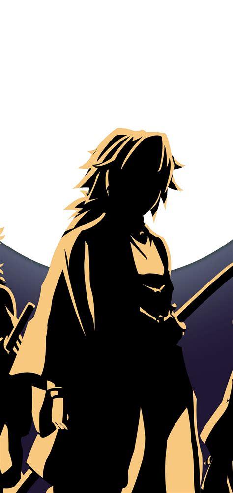 ruokavalikko aesthetic anime wallpaper iphone slayer