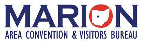 convention and visitors bureau logo unveiled for marion area convention visitors