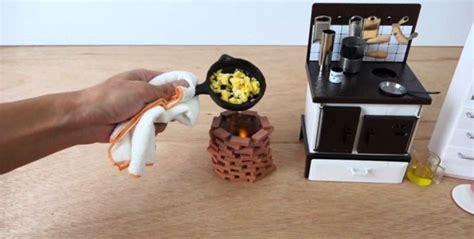 Here is AAAjoken's miniature cooking set
