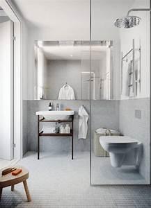 Salle De Bain Moderne 2017 : a vous de trouver la petite salle de bain moderne de vos r ves ~ Melissatoandfro.com Idées de Décoration
