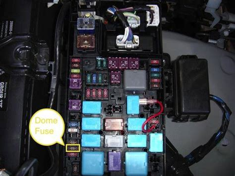 2005 Toyotum Tacoma Up Fuse Box Diagram by Map Lights On With Dome Light Tacoma World Forums