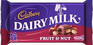 CADBURY DAIRY MILK FRUIT AND NUT Reviews, Ingredients ...