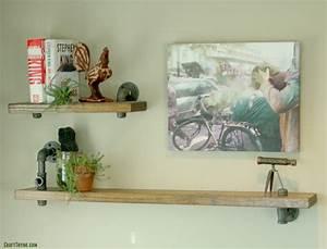 Regal Industrial Design : diese stylishen industrie regale brauchst du in deiner ~ Michelbontemps.com Haus und Dekorationen