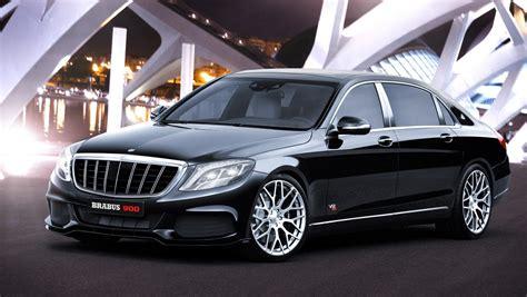 2016 Mercedes-maybach 900 By Brabus