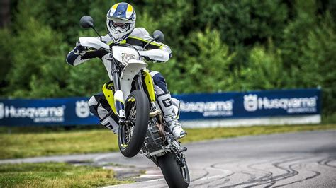 best 125 motocross bike the husqvarna 701 supermoto video that you should see