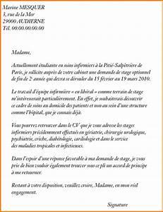Mettre Une Annonce Gratuite : lettre de motivation stage infirmier pr professionnel christophebelair ~ Medecine-chirurgie-esthetiques.com Avis de Voitures
