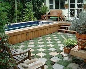 les 25 meilleures idees de la categorie piscines hors sol With superb amenagement de jardin avec piscine 6 piscines hors sol des modales de piscine hors sol varie