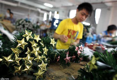 town  christmas lasts  year long yiwu