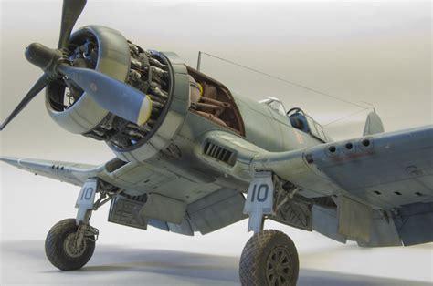 tamiya  fu  corsair guss gopher large scale planes