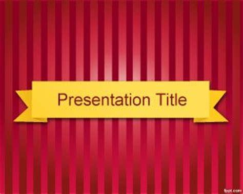 Show Template talk show powerpoint template