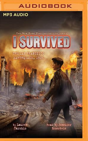 survived  san francisco earthquake  book     survived series  lauren tarshis