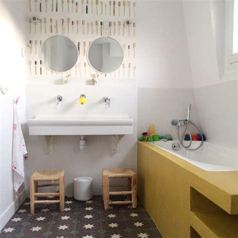 faux carrelage cuisine 245m2 rénovés à sdb enfants gt salles de bain pour