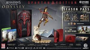 Köp Assassin's Creed: Odyssey Spartan Edition