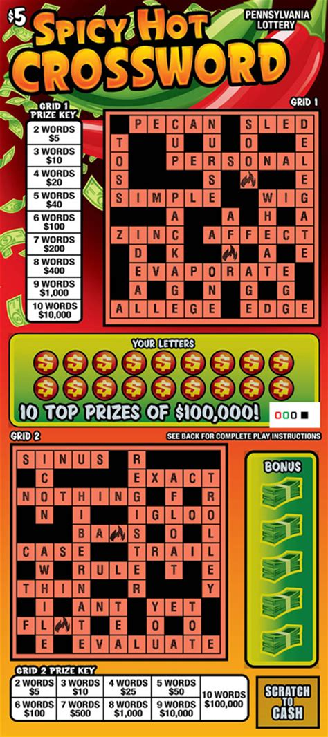 Pennsylvania Lottery Pennsylvania Lottery Pa Lottery