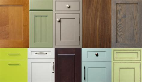cabinet door styles  kitchens urban homecraft