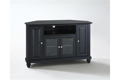 Black Corner Tv Cabinet Alphason Ambri Black Corner