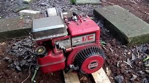 Original 3hp Briggs  U0026 Stratton Industrial  Comercial Engine