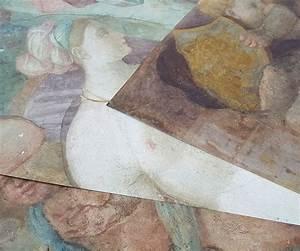 Decolle Papier Peint : papier peint panoramique fresque renaissance papiers de paris ~ Dallasstarsshop.com Idées de Décoration
