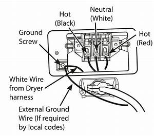 Whirlpool Dryer 4 Prong Wiring Diagram