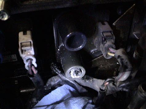 testing ignition coils spark wire was corroded rx7club mazda rx7 forum