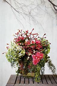 Symmetrical Floral Arrangements Flowers