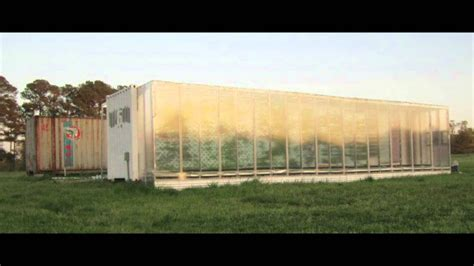 sustainable solutions  shipping containers youtube