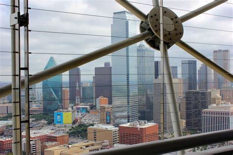 reunion tower geo deck promo code a look inside reunion tower s new geo deck not a geoduck