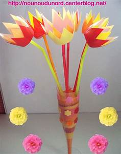 Creation Avec Des Pots De Fleurs : 14 best images about bricolages pots yaourts plastique on ~ Melissatoandfro.com Idées de Décoration